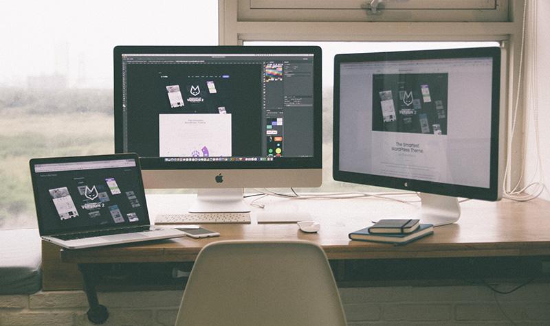 大公司网站设计如何能提升品牌价值